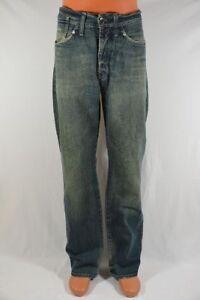 W33 L34; Coder Straight Blau K31 Jeans G star 717 Herren grau S0TqBfw