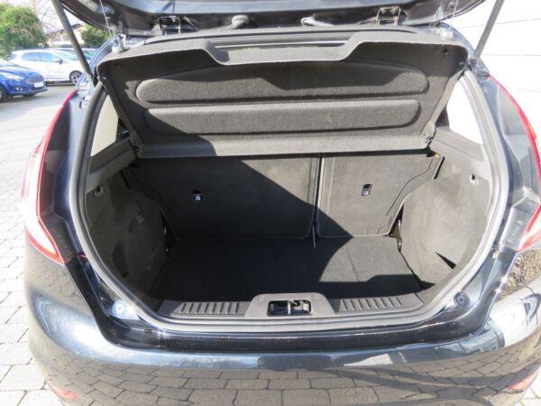 Ford Fiesta 1,0 SCTi 140 Black Edition billede 11