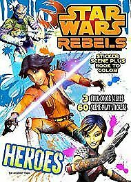 Star wars rebels sticker book
