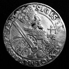 Poland Pologne Sigismund III. 1587-1632. 1/4 Thaler Frappée 1622