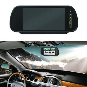 7-034-LCD-TFT-Color-Screen-Car-Reverse-Rearview-Backup-Camera-DVD-Mirror-Monitor-HD