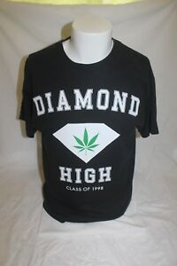 bd510fe50 Diamond Supply Co. High Class of 1998 Men's Black T Shirt Size ...