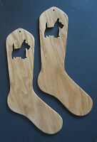 Scottie Oak Sock Blockers By Purrfectly Catchy Designs