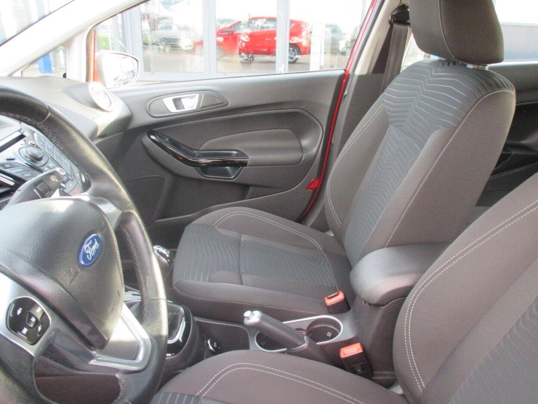 Ford Fiesta 1,0 SCTi 100 Titanium - billede 10
