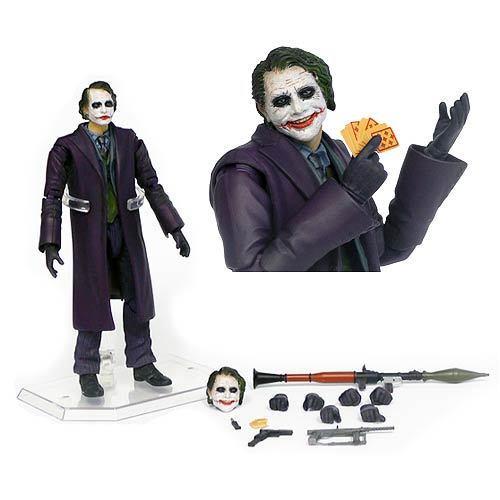 Batman dark knight joker miracle action figure-previews exclusive new en stock