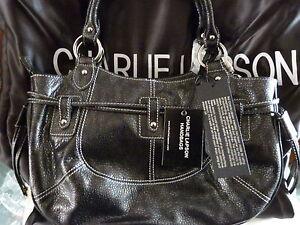 Lapson etiqueta nuevo Charlie bolso con RqwRdUS
