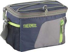 Thermos Radiance Archiviazione Campeggio Picnic Borsa Termica Cool-Blu Scuro - 6 può
