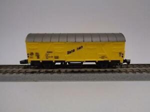 MARKLIN-Miniclub-8606-couvert-wagons-BANANES-36436