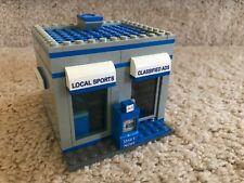 Lego City Custom Design MCDONALDS Restaurant Very Detailed For Boys /& Girls NEW