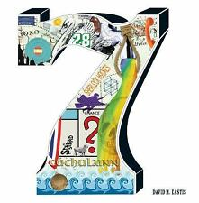 NEW 2011 ~ 7 by David Eastis The Magical Properties of the Number 7 Art Book z3