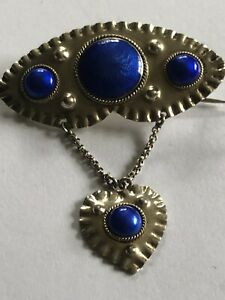 Vintage. Sweden Sterling Silver Brooch