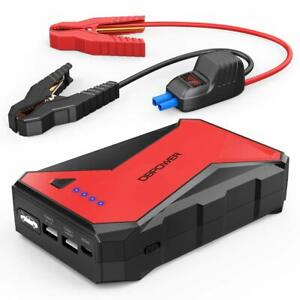 Portable Car Jump Starter >> Details About Dbpower 1000a Portable Car Jump Starter Up To 7 0l Petrol 5 5l Diesel Engine