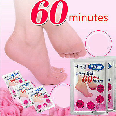 Exfoliating Peel Foot Mask Spa Care Prevents Hard Dead Skin Callus Remover Sock
