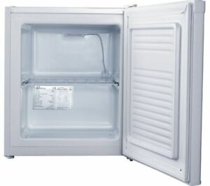 Essentials Small Table Top Mini Freezer 34 Litres A+ Rated CTF34W18 - White