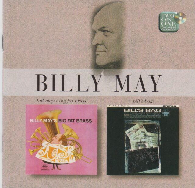 Billy Mays Big Feat Brass/Bil's Bag von Billy May (2001)