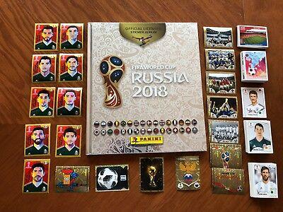 Platinum Album Panini Russia /'18 World Cup Exclusive Mexico Ed
