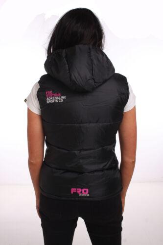 BMX Fro Systems-Femme Femmes Filles Reflex Gilet matelassé Gilet-motocross MX