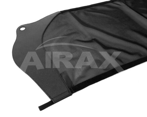 2007-2015 AIRAX Windschott für Smart Fortwo Cabrio 451 Bj