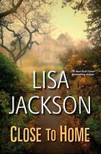 Lisa Jackson Close to Home English book gebundene Ausgabe