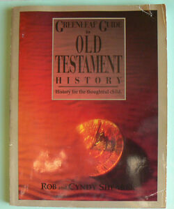 History-for-the-Thoughtful-Child-Old-Testament-Rob-amp-Cyndy-Shearer-Greenleaf-PB