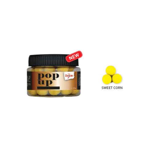 Bouillette leurre 50 g CARPZOOM Pop Up avec Arôme Carp BAITS ∅ 16 mm carpes Boilies