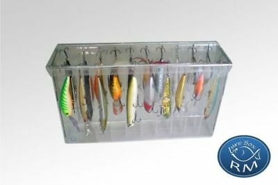 Sea single RM lure box minnow 215//32//140 tackle box special for spinning 1007-01