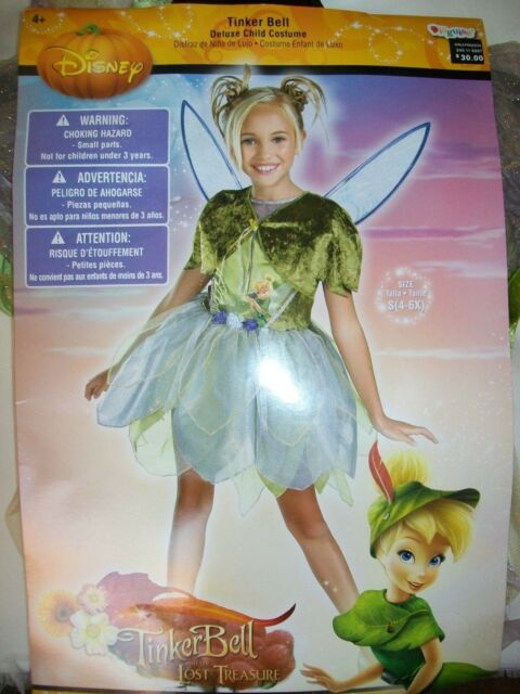 New ladies Disney Fairies top size 10-12