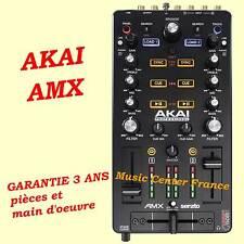 Akaï AMX - table de mixage numérique pour Serato DJ - NEUF et GARANTIE 3 ANS