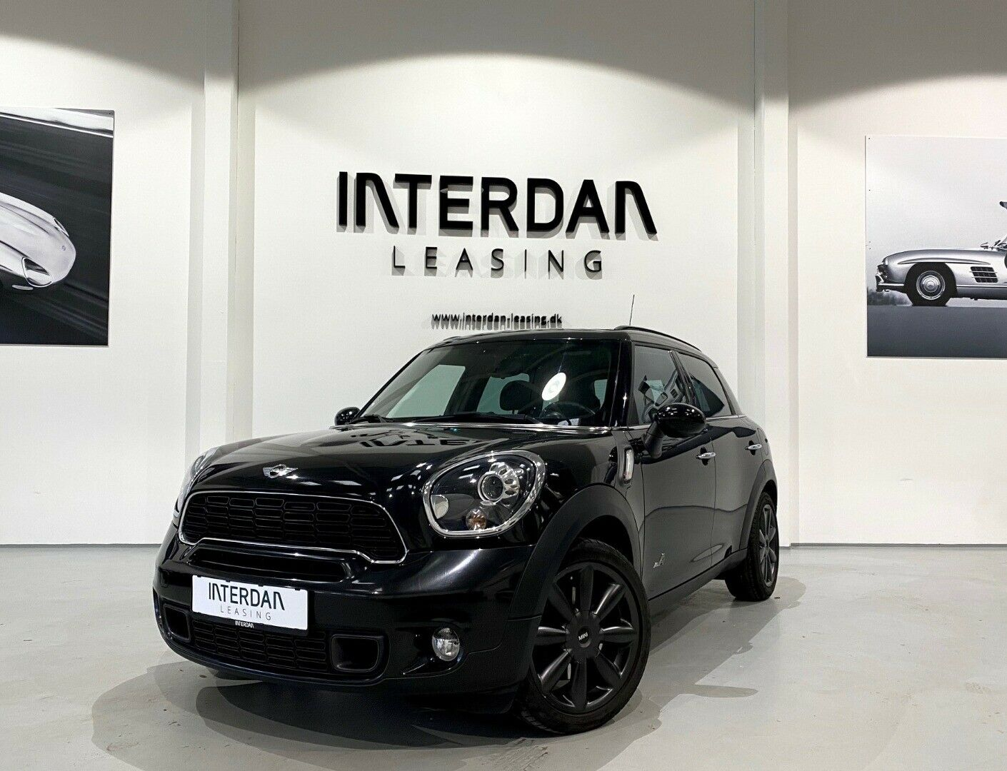 Mini Countryman Cooper S 1,6 184 ALL4 5d - 115.000 kr.