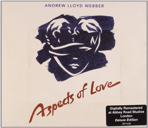 Original London Cast of Aspects of Love Cast - Aspects Of Love [CD]