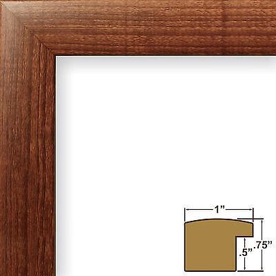 Craig Frames Contemporary, Honey Brown Picture Frame