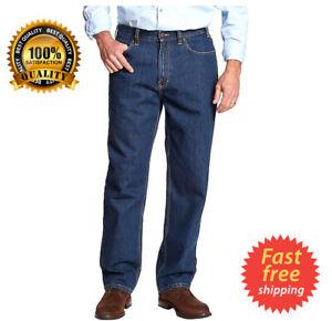 New-Kirkland-Signature-Men-039-s-Jean-Pants-Size-30-50