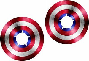Wheelchair-Spoke-Guard-Skins-Capt-America-Shield-Mobility-Sticker-1241