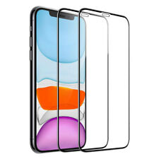 iPhone 11 XS X 11 Pro Max XR PLUS 9D GLAS Panzerfolie FULL COVER Schutz Display