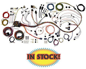 1969 72 chevy pickup truck wiring harness kit american autowire autowire wiring harness image is loading 1969 72 chevy pickup truck wiring harness kit