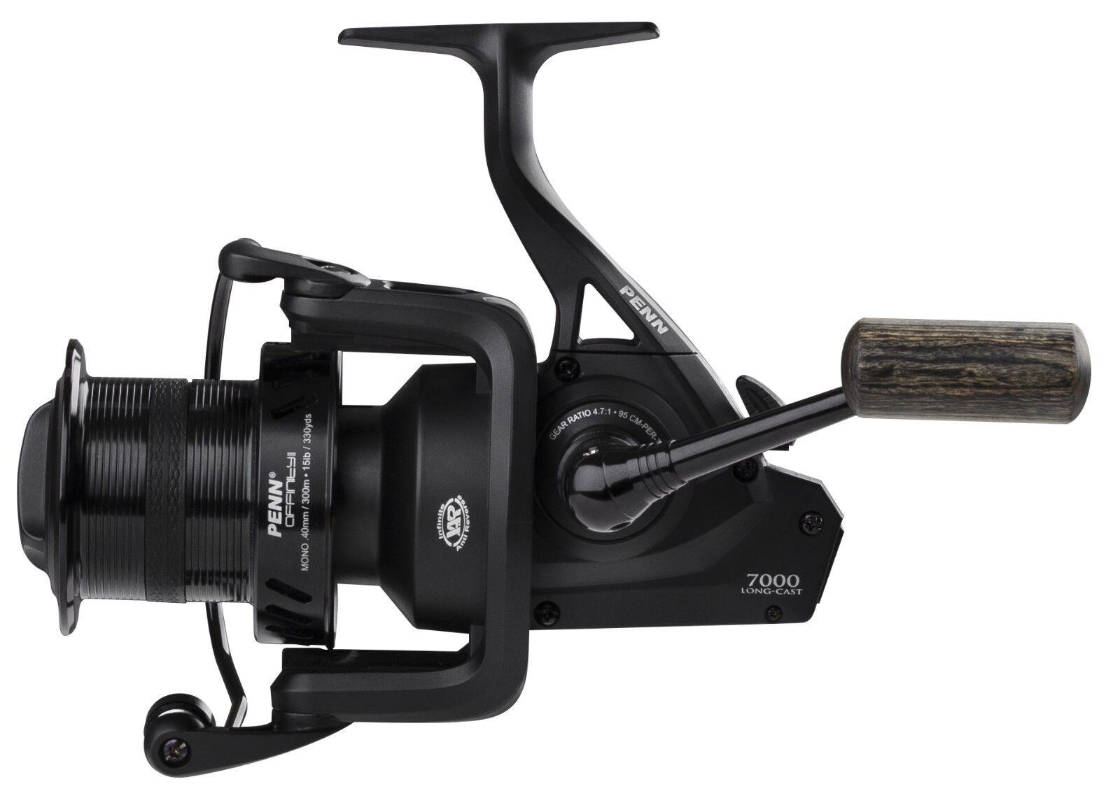 PENN AFFINITY II LC Sea / Reel Carp Fishing Reel / - All Größes 433100
