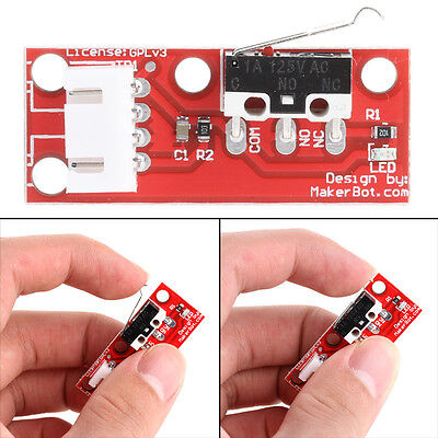 Mechanical End Stop Limit Switch Module With Cable For 3D Printer RAMPS 1.4