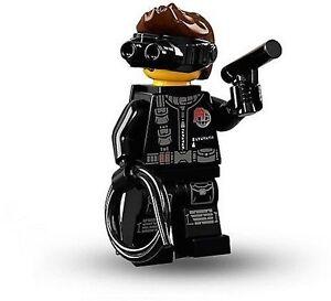 New Lego Minifigure Blind Bag Series 16 71013 Boy 007 Figure Spy