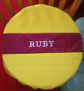 WATERPROOF FEED BUCKET COVER WITH PERSONALISED EMBROIDERY WBC47