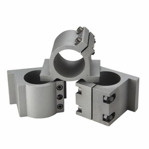 65 to 80mm Spindle Motor Mount Bracket Diameter Clamp CNC Holder Housing Select