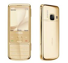 Nokia 6700 Classic Gold GSM GPS 5MP 3G MP3 MP4 Phone