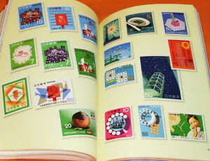 RARE-Stamp-Tour-in-the-World-book-postage-japan-kitte-collection-set-0392