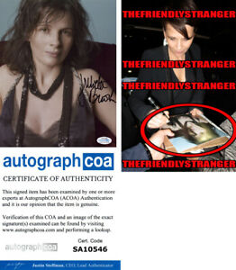 JULIETTE-BINOCHE-signed-Autographed-8X10-Photo-EXACT-PROOF-SEXY-Chocolat-ACOA