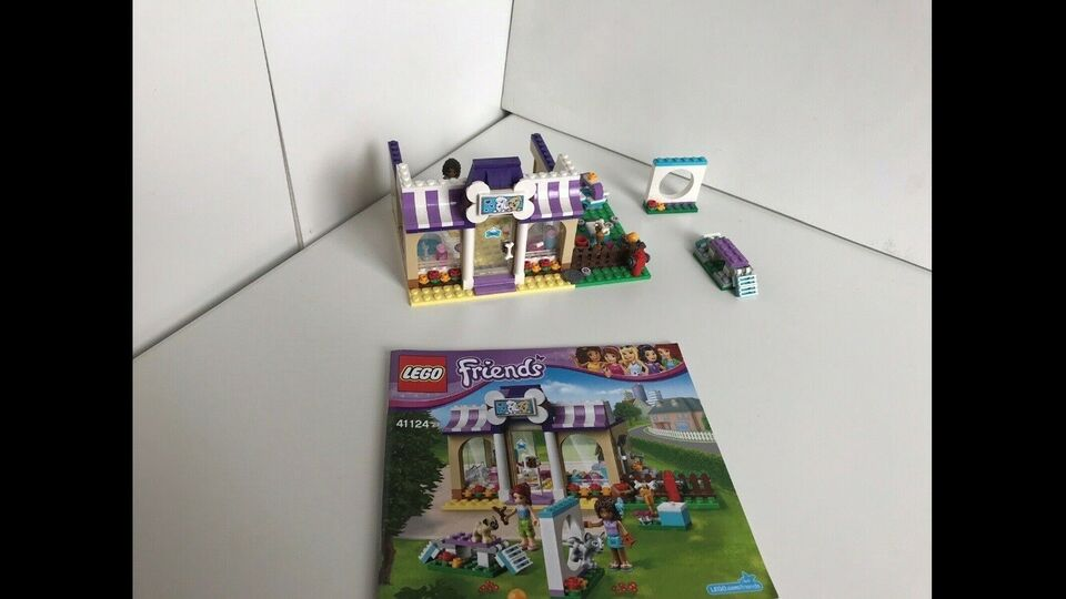 Lego Friends, 41124