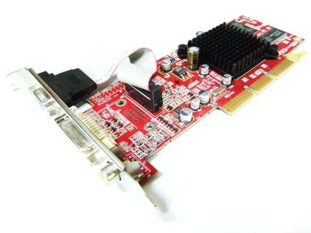 Club 3D ATI Radeon Ve / 7000 64MB DDR DVI VGA TV Sortie AGP Video Card