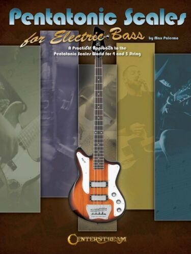 A Practical Approach to the Pent 000001222 Pentatonic Scales for Electric Bass