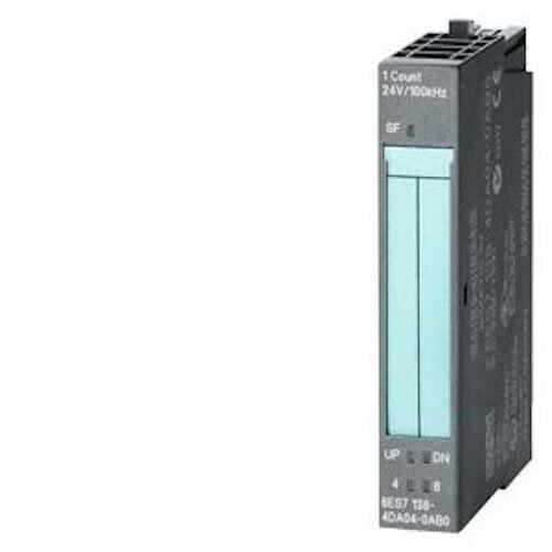 Siemens Simatic S7 6ES7 138-4DA03-0AB0 //// 6ES7138-4DA03-0AB0 Counter