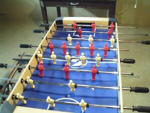 Image Is Loading Sportcraft Combination Foosball Air Hockey Table