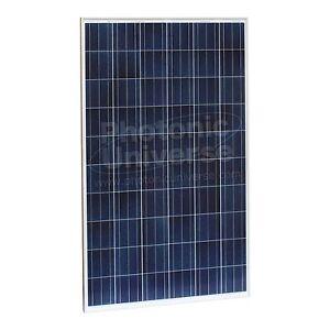 250 w panneau solaire pour recharger batterie 12v 24v. Black Bedroom Furniture Sets. Home Design Ideas