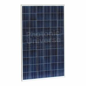 250 w panneau solaire pour recharger batterie 12v 24v camping car caravane off grid 250 w ebay. Black Bedroom Furniture Sets. Home Design Ideas